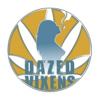 "Dazed Vixens 3""x3"" Stickers 10 pack"